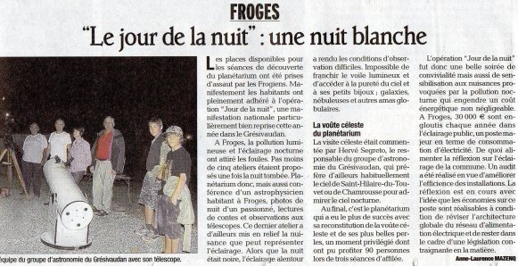 Sorties - Jour de la Nuit 2011- 02