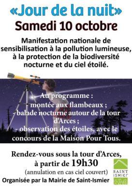 Sorties - Jour de la Nuit Saint Ismier 2015 - 03
